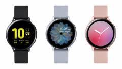 Ötletes újítással mutatkozott be a Samsung Galaxy Watch Active 2 kép