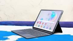 A világ első HDR10+ kijelzős táblagépe lett a Galaxy Tab S6 kép