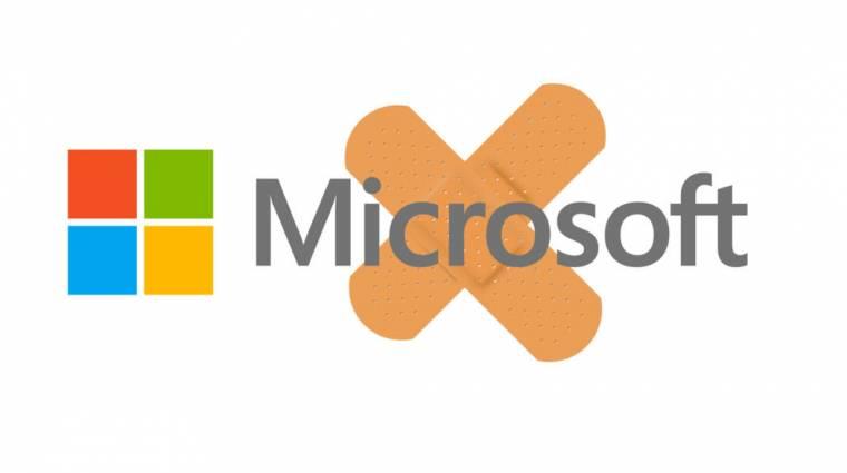 Hatalmas biztonsági frissítést adott ki a Microsoft kép