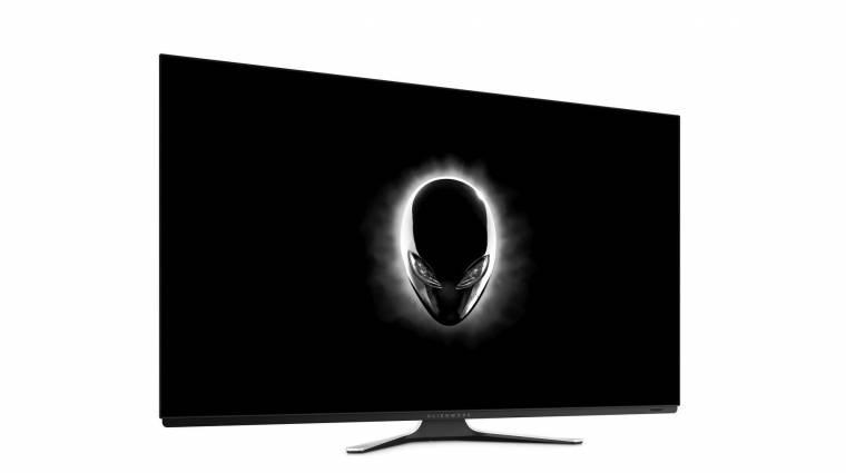 Gigantikus gamermonitorral támad az Alienware kép