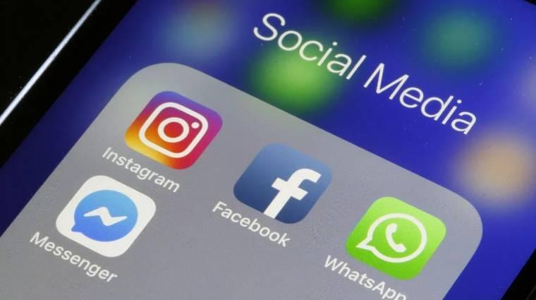 Odacsapna a Snapchatnek a Facebook kép