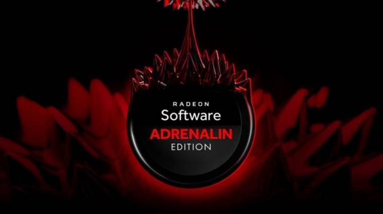 Megérkezett az AMD Radeon Software Adrenalin 19.8.1 meghajtóprogramja kép