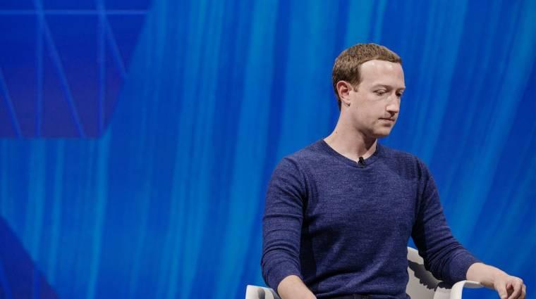 Megint lebukott a Facebook, ezúttal a hangalapú beszélgetéseket hallgatták le kép
