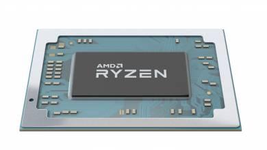 Vega 9 grafikával jöhet az AMD Ryzen 5 3550U
