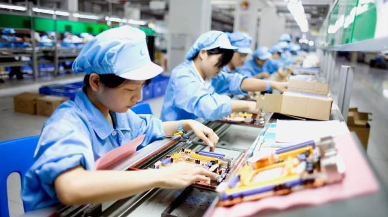 Tajvan gyárainak jót tesz Amerika és Kína kereskedelmi háborúja kép
