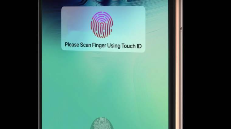 Két év múlva hozhatja vissza a Touch ID-t az Apple kép
