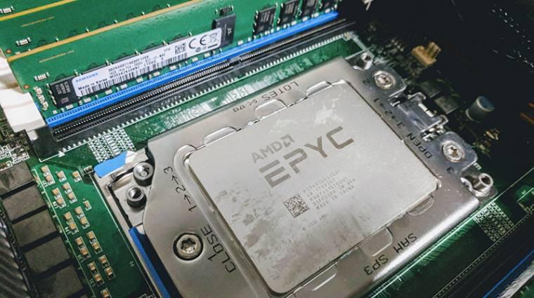 AMD-re válthatja az Intel szerverprocesszorokat a Google kép
