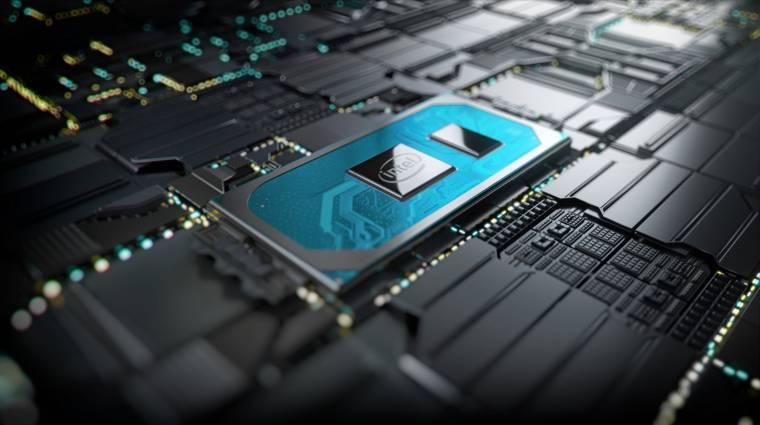 Megérkeztek az Intel első Ice Lake processzorai kép