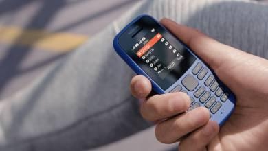 Megérkezett az erősen nosztalgikus Nokia 105 (2019)