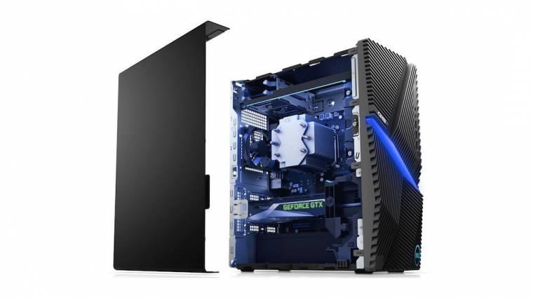 Ártakarékos lett az asztali Dell G5 gamer-PC kép