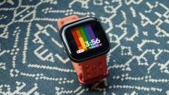 Itt a Versa 2, amivel az Apple-t is megszorongatná a Fitbit kép