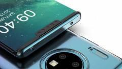 Vezeték nélkül is villámgyorsan tölt majd a Huawei Mate 30 Pro kép