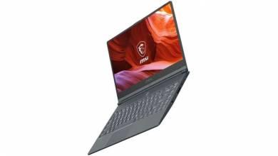 Az MSI új laptopjai is Intel Comet Lake CPU-val támadnak