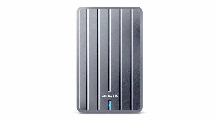 Itt az ADATA legújabb külső SSD-je kép
