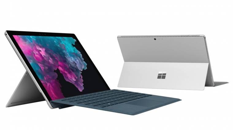 Sok újdonság kíséri októberben a Microsoft Surface Pro 7-et kép