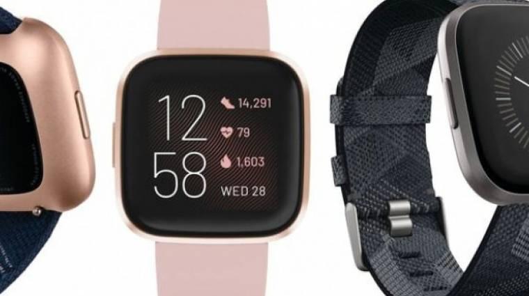 Ezzel válaszol az Apple Watch-ra a Fitbit kép