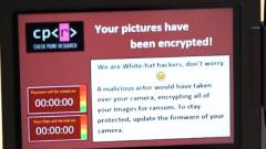 Már a DSLR fényképezőket is kiütik a zsarolóvírusok kép