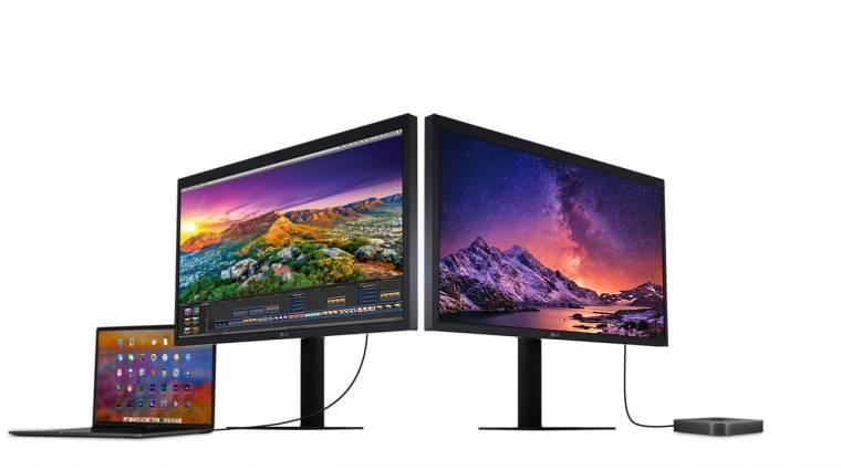 Frissült az LG UltraFine 5K monitora kép