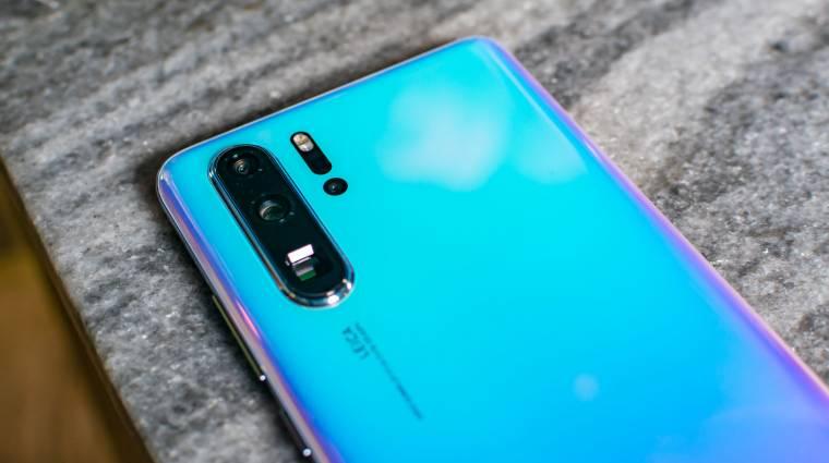 Éjszakai szelfimódot kapott a Huawei P30 és P30 Pro kép