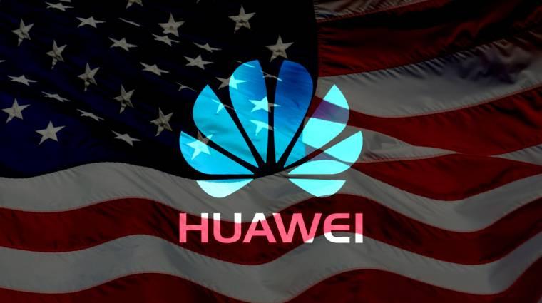 Több mint 130 amerikai cég akar szállítani a Huawei-nek kép