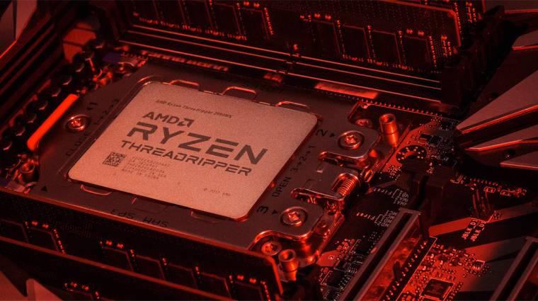 Három új HEDT-s lapkakészlettel újít az AMD kép