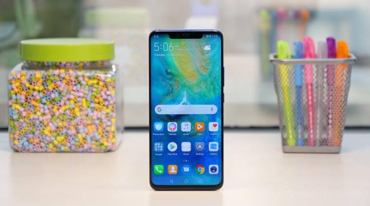 Ezek a Huawei mobilok frissülnek elsőként Android Q-ra kép