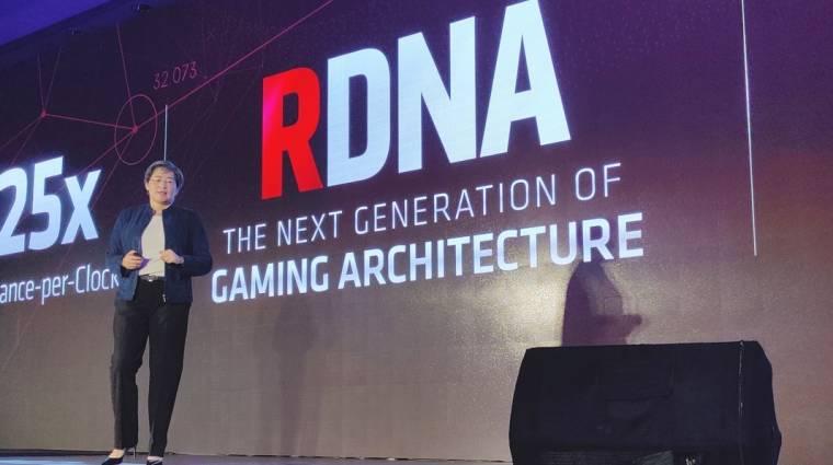 2020-ban jöhet az NVIDIA-gyilkos AMD GPU kép