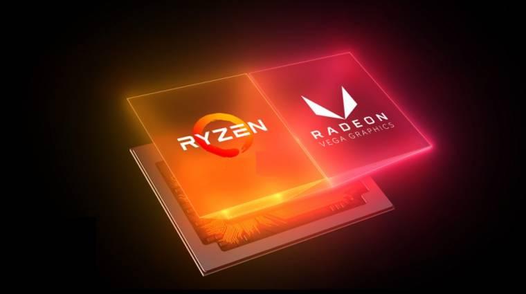 Zen 2-es magokat hoznak az AMD Renoir APU-k kép