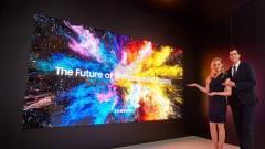 LCD-ről QD-OLED-kijelzőkre áll át a Samsung kép