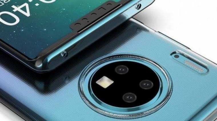 Ekkora lesz a Huawei Mate 30 Pro akkumulátora kép