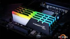 Ryzen 3000 processzorokhoz készült a G.Skill új memóriacsomagja kép