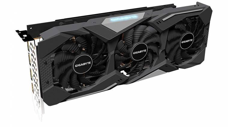 420 dollárba kerülhet a Gigabyte Radeon RX 5700 XT Gaming OC kép