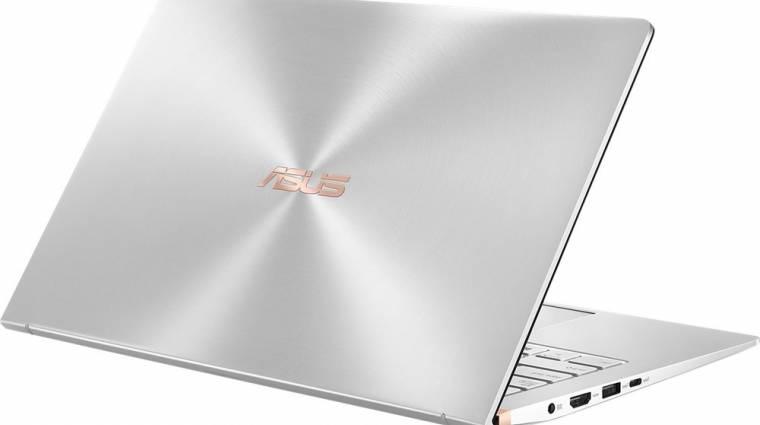 Ryzen 7 3700U processzorral is vihető lesz az ASUS ZenBook 14 kép