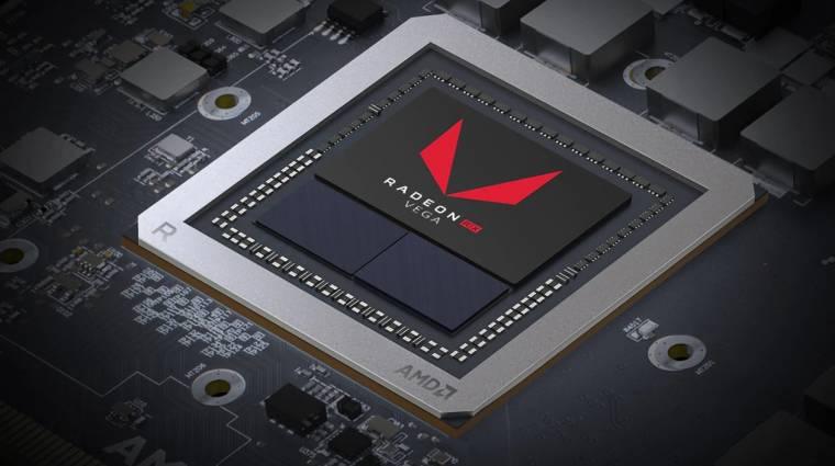 Ígéretesnek tűnik az AMD Radeon RX Vega 9 kép