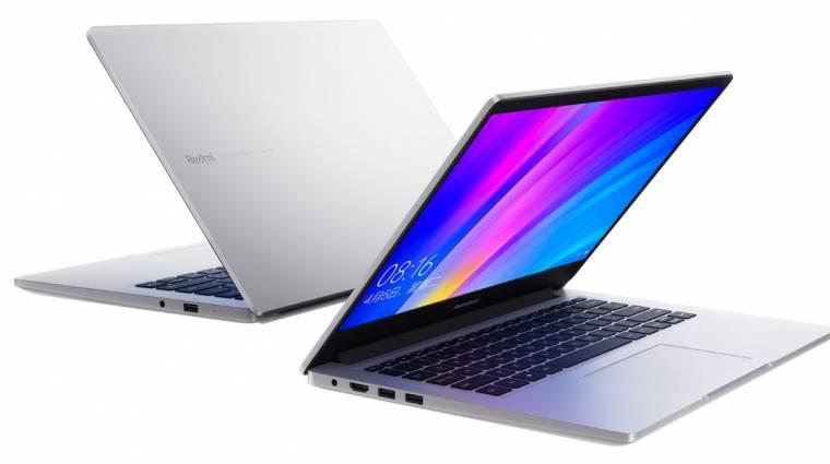 Új processzorral frissül a RedmiBook 14 laptop kép