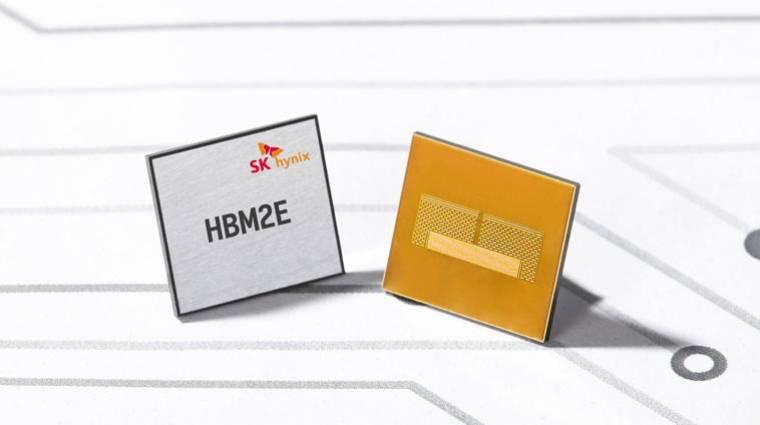 Elkészült a HBM2E memóriával az SK Hynix kép
