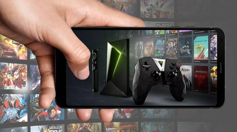 Androidra költözik a GeForce Now felhős játékplatform kép