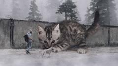 Óriás macskák veszik át az uralmat a Földön kép