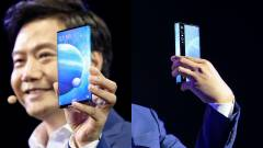 108 megapixeles kamerával és döbbenetes kijelzővel debütált a Xiaomi Mi Mix Alpha kép