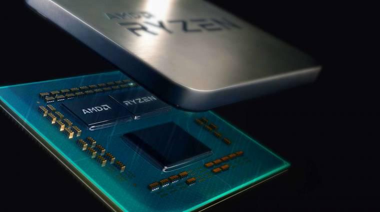 Nem hozzák a beígért sebességet az új AMD Ryzen processzorok kép