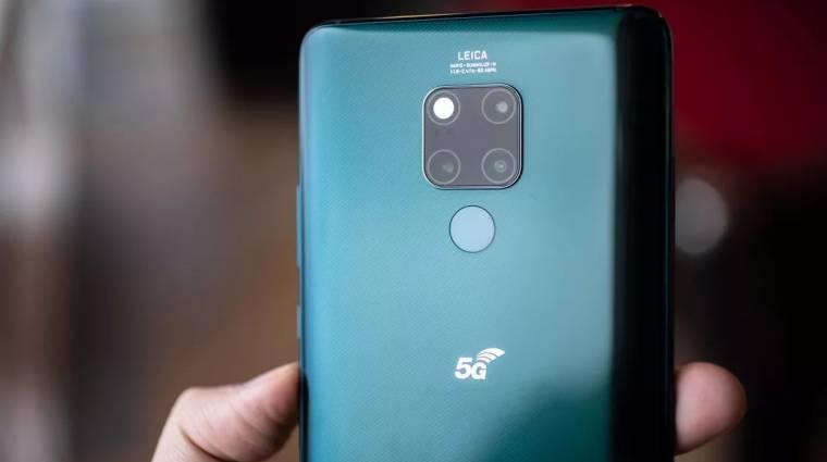 Akár el is adhatja az 5G-s ágazatát a Huawei kép