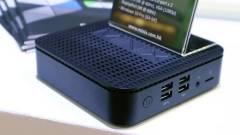 Teljesen néma a Minix mini PC kép