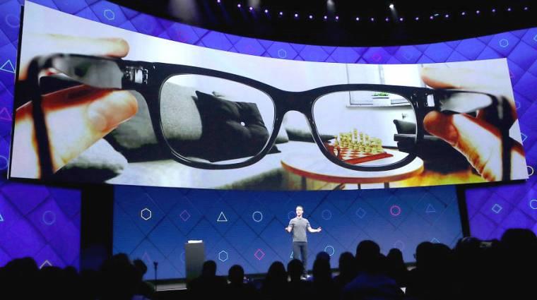 Meglepő partnert választott a Facebook az új AR-szemüvegeihez kép