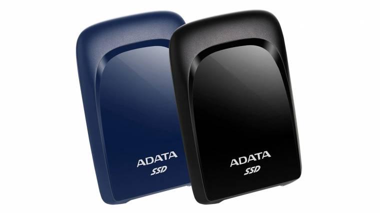 Újabb külső SSD-t hozott az ADATA kép