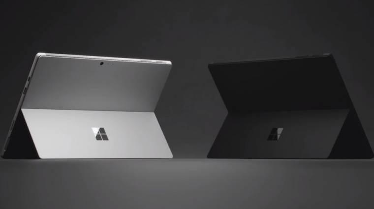 Több érdekesség is kiderült a Microsoft Surface Pro 7-ről kép