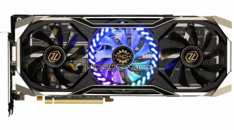 Látványos lett az ASRock Radeon RX 5700 XT Taichi OC+ kép