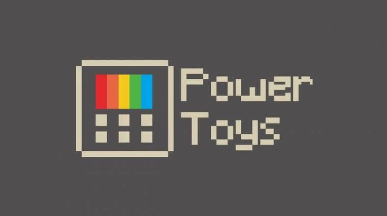 Visszatért a Microsoft PowerToys kép