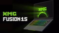 Ütős gamerlaptop lett a Schenker XMG Fusion 15 kép
