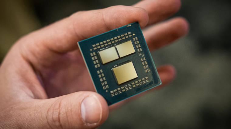 Jövőre, 7 nm+ technológiával jön az AMD Zen 3 kép