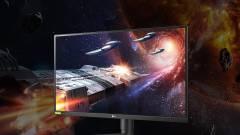 Szupergyors gamermonitorokat hozott az LG kép